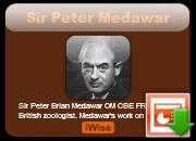 Peter Medawar's quote