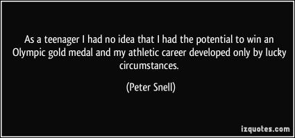 Peter Snell's quote #1
