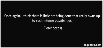 Peter Sotos's quote