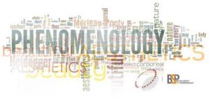 Phenomenology quote #2