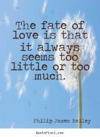 Philip James Bailey's quote