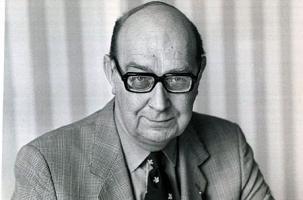 Philip Larkin profile photo