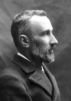 Pierre Curie profile photo