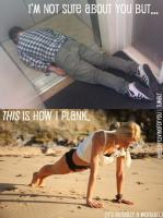 Plank quote #1