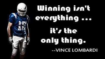 Play Football quote #2