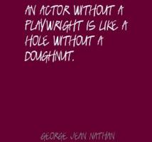 Playwright quote