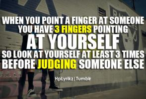 Pointing quote #1