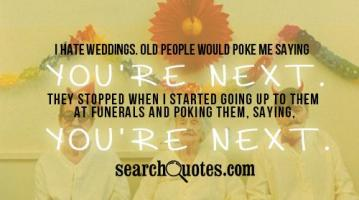 Poking quote #1