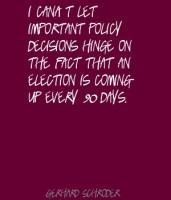 Policy Decisions quote #2