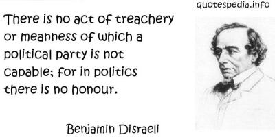 Political Parties quote