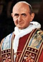 Pope Paul VI profile photo