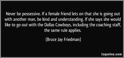 Possessive quote #1