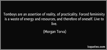 Practicality quote #2