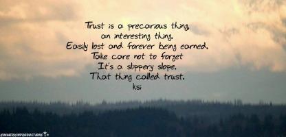 Precarious quote #1