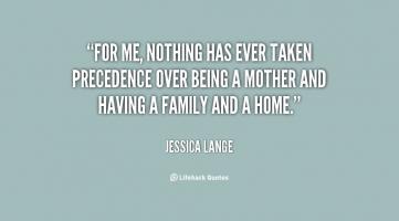 Precedence quote #1