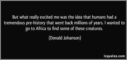 Prehistory quote #2