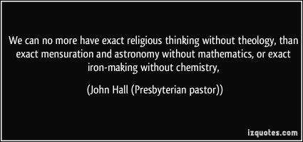 Presbyterian quote #2