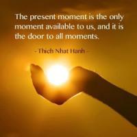 Present Moment quote #2