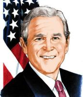President George W quote #2