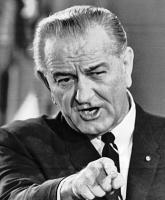 President Johnson quote #2