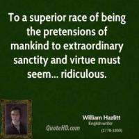 Pretensions quote #2