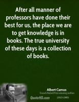 Professors quote #1