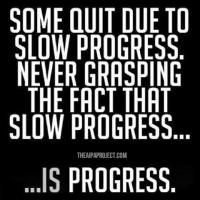 Progressing quote #2