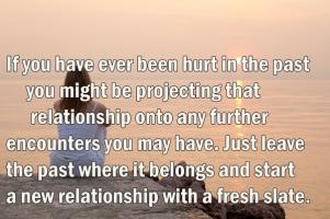 Projecting quote #2