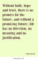 Promising quote #1