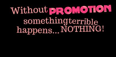 Promotion quote #2