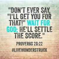 Proverbs quote #1
