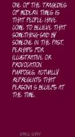 Provocation quote #2