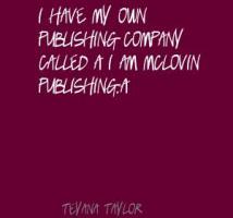 Publishing Company quote #2