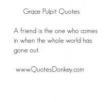 Pulpit quote #1