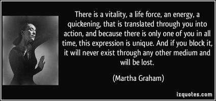 Quickening quote #2