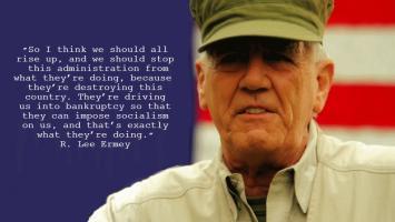 R. Lee Ermey's quote
