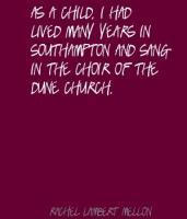 Rachel Lambert Mellon's quote #5