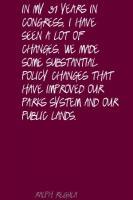 Ralph Regula's quote #2