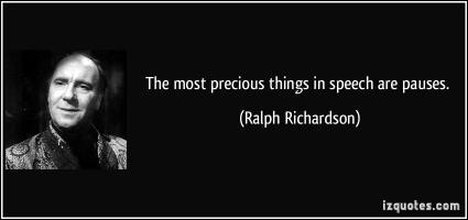 Ralph Richardson's quote #2