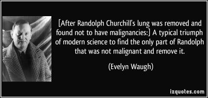 Randolph Churchill's quote #1