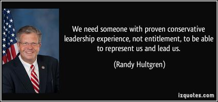 Randy Hultgren's quote #2