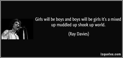 Ray Davies's quote