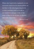 Raymond Carver's quote #6