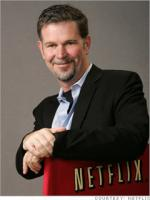 Reed Hastings profile photo