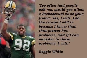 Reggie White's quote #4