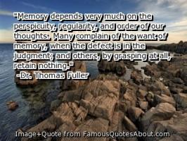 Regularity quote #2