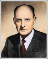 Reinhold Niebuhr profile photo