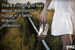 Rejections quote #1
