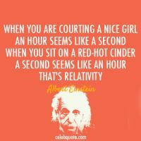 Relativity quote #1