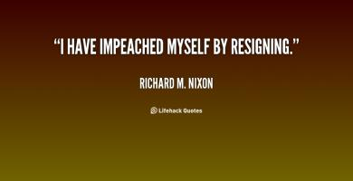 Resigning quote #1